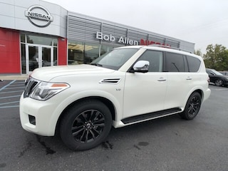 New Nissan for sale 2019 Nissan Armada Platinum SUV N19444 in Danville, KY