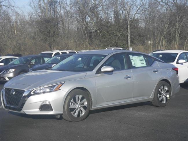 New 2019 Nissan Altima 2.5 S Sedan For Sale Danville, Kentucky