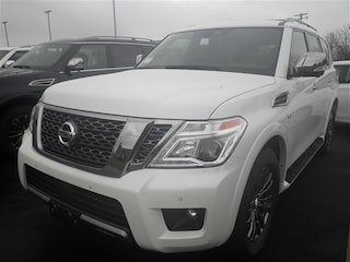 New Nissan for sale 2019 Nissan Armada Platinum SUV N19165 in Danville, KY