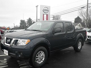 New Nissan for sale 2019 Nissan Frontier SV Truck Crew Cab N19121 in Danville, KY