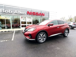 New Nissan for sale 2019 Nissan Murano SL SUV N19231 in Danville, KY