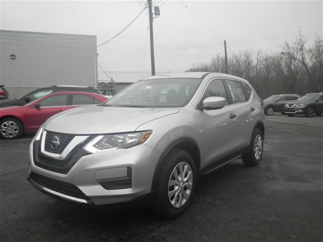 New 2019 Nissan Rogue S SUV For Sale Danville, Kentucky