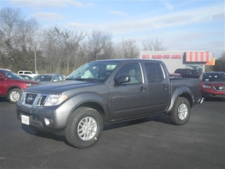 New Nissan for sale 2019 Nissan Frontier SV Truck Crew Cab N19137 in Danville, KY
