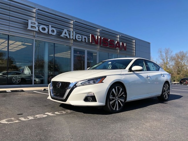 New 2019 Nissan Altima 2.5 Platinum Sedan For Sale Danville, Kentucky