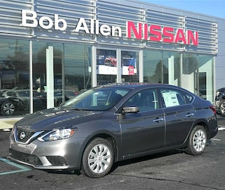 New Nissan for sale 2019 Nissan Sentra S Sedan N19060 in Danville, KY
