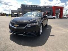 Used 2014 Chevrolet Impala LS w/1LS Sedan 1G11Y5SL8EU121286 in Danville, KY