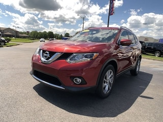 Used Vehicles for sale 2015 Nissan Rogue SL SUV 5N1AT2MV2FC787484 in Danville, KY