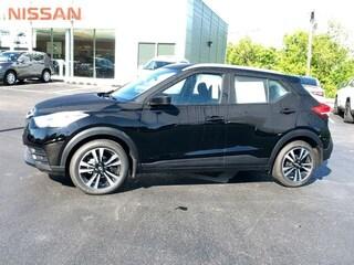 New Nissan for sale 2019 Nissan Kicks SV SUV N19264 in Danville, KY