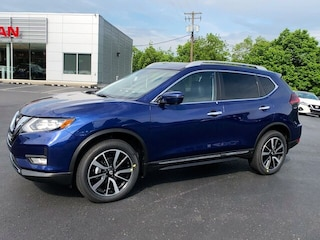 New Nissan for sale 2019 Nissan Rogue SL SUV N19277 in Danville, KY
