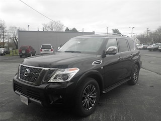 New Nissan for sale 2019 Nissan Armada Platinum SUV N19164 in Danville, KY