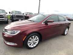 2015 Chrysler 200 C Sedan for sale in Frankfort, KY