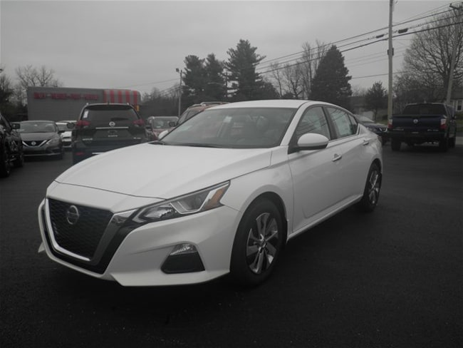 New 2019 Nissan Altima 2.5 S Sedan For Sale Danville, Kentucky