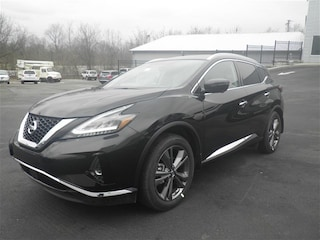 New Nissan for sale 2019 Nissan Murano Platinum SUV N19134 in Danville, KY