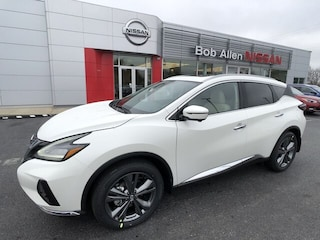New Nissan for sale 2020 Nissan Murano Platinum SUV N20167 in Danville, KY