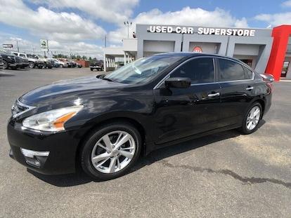 Used 2013 Nissan Altima For Sale Danville, KY | VIN# 1N4AL3AP4DN448569