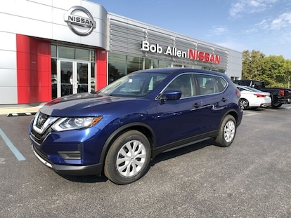 Nissan Rogue Suv >> New 2020 Nissan Rogue S Suv For Sale Danville Ky Bob Allen Nissan Vin 5n1at2mt4lc721562
