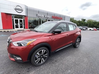 New Nissan for sale 2020 Nissan Kicks SR SUV N20286 in Danville, KY