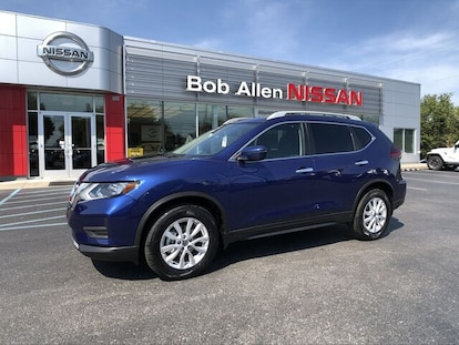Nissan Rogue Msrp >> New 2020 Nissan Rogue S Suv For Sale Danville Ky Bob Allen Nissan Vin 5n1at2mt1lc719493