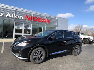 New Nissan for sale 2020 Nissan Murano S SUV N20177 in Danville, KY