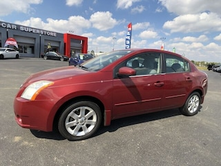 Used Vehicles for sale 2008 Nissan Sentra Sedan 3N1AB61E48L636854 in Danville, KY