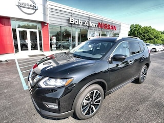 New Nissan for sale 2019 Nissan Rogue SL SUV N19303 in Danville, KY