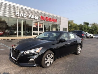 New Nissan for sale 2020 Nissan Altima 2.5 S Sedan N20374 in Danville, KY