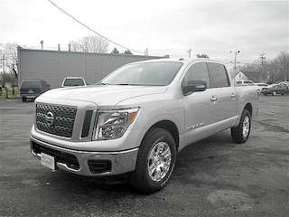 New Nissan for sale 2019 Nissan Titan SV Truck Crew Cab N19135 in Danville, KY