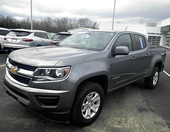 Used 2018 Chevrolet Colorado LT Truck Frankfort
