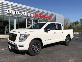 New Nissan for sale 2020 Nissan Titan SV Truck Crew Cab N20221 in Danville, KY