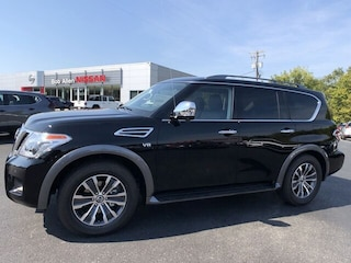 New Nissan for sale 2019 Nissan Armada SL SUV N19412 in Danville, KY