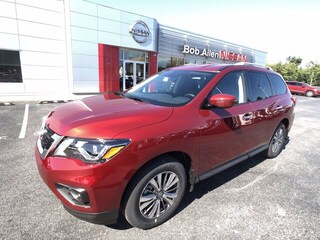 New Nissan for sale 2020 Nissan Pathfinder SV SUV N20430 in Danville, KY