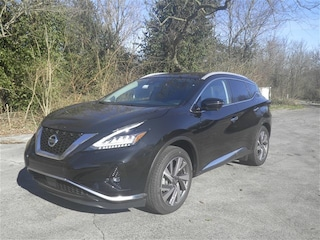New Nissan for sale 2019 Nissan Murano SL SUV N19163 in Danville, KY