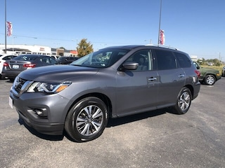 Used Vehicles for sale 2017 Nissan Pathfinder SV SUV 5N1DR2MM5HC665207 in Danville, KY