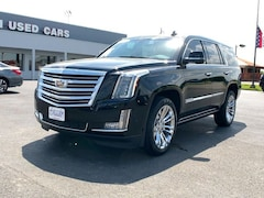Used 2017 Cadillac Escalade Platinum SUV 1GYS4DKJ8HR184034 in Danville, KY