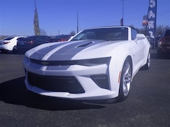 Used 2018 Chevrolet Camaro 2SS Convertible 1G1FH3D74J0100768 in Danville, KY
