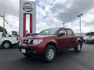 New Nissan for sale 2019 Nissan Frontier SV Truck Crew Cab N19004 in Danville, KY