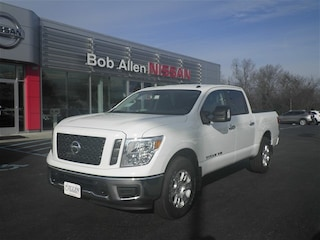New Nissan for sale 2019 Nissan Titan SV Truck Crew Cab N19046 in Danville, KY