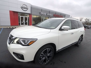 New Nissan for sale 2020 Nissan Pathfinder Platinum SUV N20463 in Danville, KY