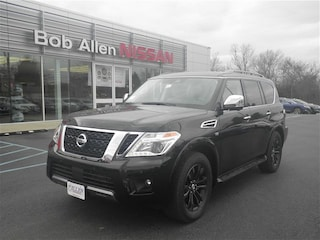 New Nissan for sale 2019 Nissan Armada Platinum SUV N19168 in Danville, KY