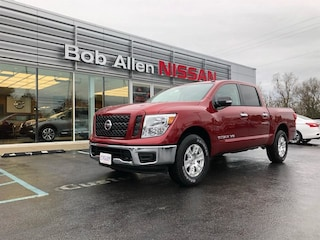 New Nissan for sale 2019 Nissan Titan SV Truck Crew Cab N19053 in Danville, KY
