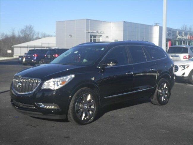 Used 2017 Buick Enclave Premium SUV Danville, KY