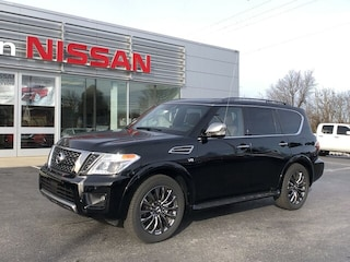 New Nissan for sale 2020 Nissan Armada Platinum SUV N20163 in Danville, KY