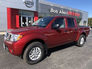 New Nissan for sale 2020 Nissan Frontier SV Truck Crew Cab N20407 in Danville, KY