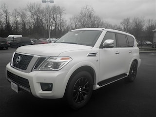 New Nissan for sale 2019 Nissan Armada Platinum SUV N19141 in Danville, KY