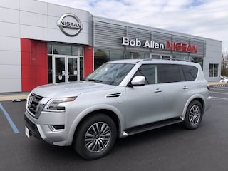 New Nissan for sale 2021 Nissan Armada SV SUV N21169 in Danville, KY
