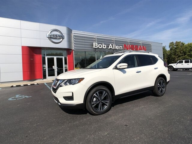 Nissan Rogue Suv >> New 2020 Nissan Rogue Sv Suv For Sale Danville Ky Bob Allen Nissan Vin 5n1at2mt0lc719498