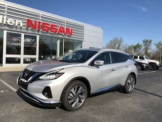 New Nissan for sale 2020 Nissan Murano SL SUV N20211 in Danville, KY
