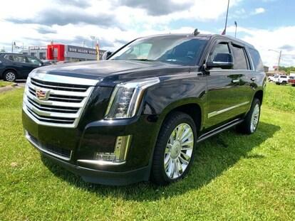 2016 Cadillac Suv >> 2016 Cadillac Escalade Platinum Suv