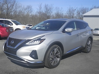 New Nissan for sale 2019 Nissan Murano SL SUV N19175 in Danville, KY