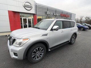 New Nissan for sale 2020 Nissan Armada SL SUV N20166 in Danville, KY